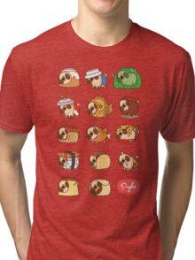 Puglie Food 1 Tri-blend T-Shirt