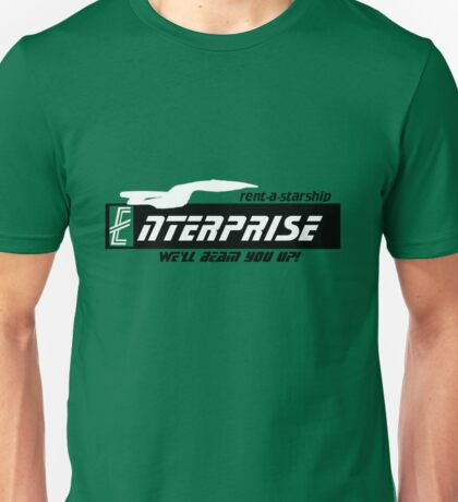 Starship Rentals Unisex T-Shirt