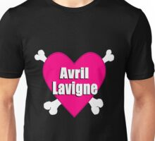 Avril Lavigne (Designs4You) Unisex T-Shirt