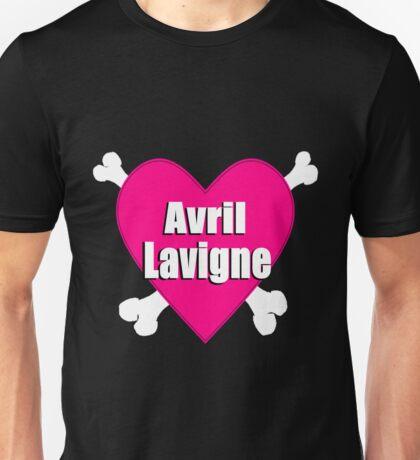 Avril Lavigne (Designs4You) Unisex T-Shirt
