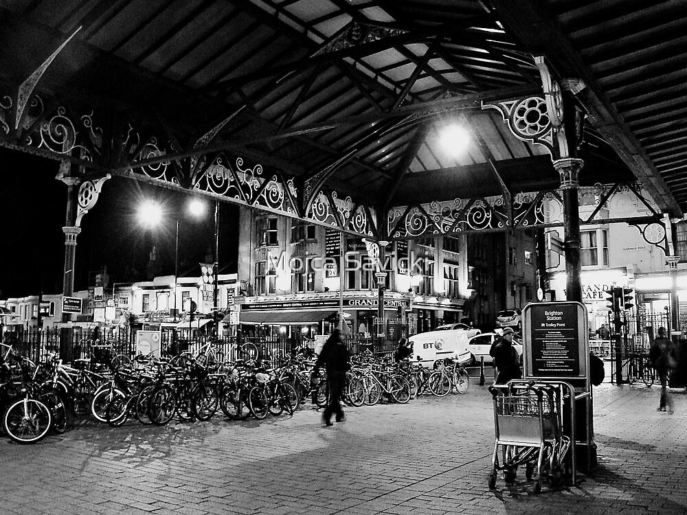 Bicycle Parking by Mojca Savicki