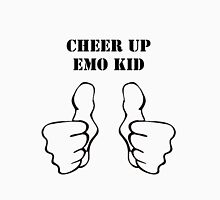 Emo Kid - Black Unisex T-Shirt