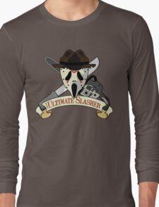 The Ultimate Slasher Villian Long Sleeve T-Shirt