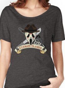 The Ultimate Slasher Villian Women's Relaxed Fit T-Shirt