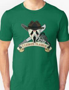 The Ultimate Slasher Villian T-Shirt