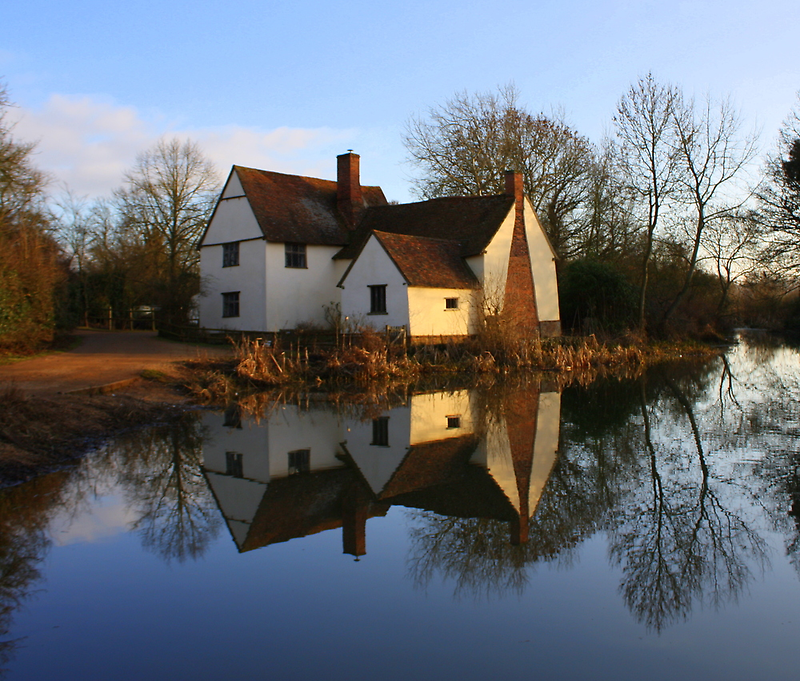 Willy Lott's Cottage by DianeAleta