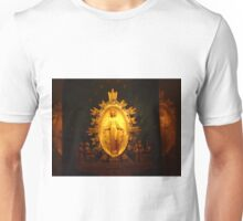 Miraculous Mary Metal  Unisex T-Shirt