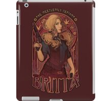 The Needlessly Defiant iPad Case/Skin