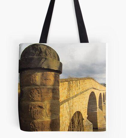 End cap Tote Bag