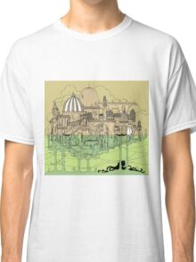 City in Water Classic T-Shirt