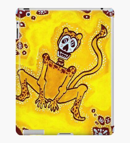 Cheetah Day of the Dead iPad Case/Skin