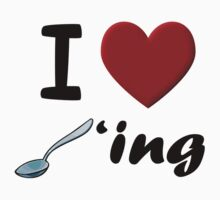 I <3 Spooning by mactosh