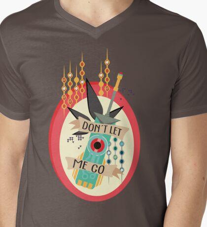 Do Me a Favor Mens V-Neck T-Shirt
