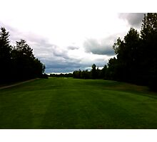 Fairway to heaven Photographic Print