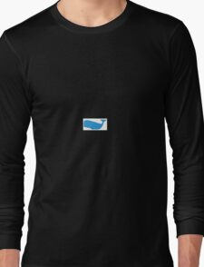 E-Whale Long Sleeve T-Shirt