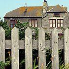 Minack House (Rowena Cade home) by Loree McComb