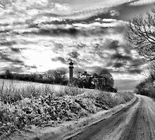 Snow tower by samwisewoahzay