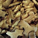 Animal crackers in my soup Monkeys and rabbits loop the loop by Loretta Marvin