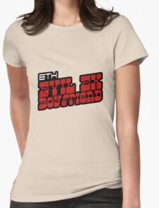 Scott Pilgrim - Ramona's 8th Evil Ex Boyfriend Womens Fitted T-Shirt