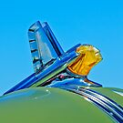 1953 Pontiac Custom Catalina Hood Ornament by Jill Reger
