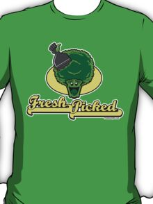 Fresh Picked Broccoli T-Shirt