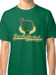 Fresh Picked Broccoli Classic T-Shirt