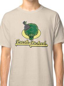 Fresh Picked Broccoli Classic T-Shirt