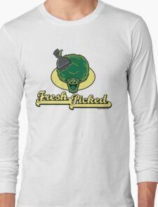 Fresh Picked Broccoli Long Sleeve T-Shirt
