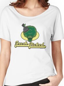 Fresh Picked Broccoli Women's Relaxed Fit T-Shirt