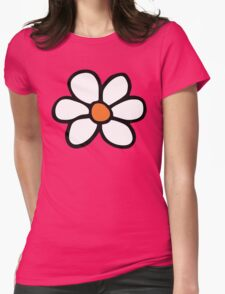 Hippie flower cartoon T-Shirt