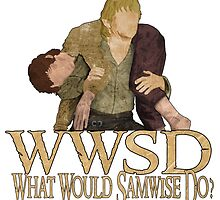 WWSD - What Would Samwise Do? by poetologie