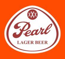 Pearl Lager Beer Kids Tee