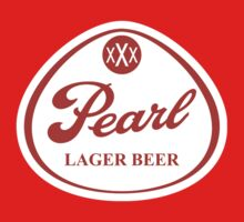 Pearl Lager Beer by Blackwing