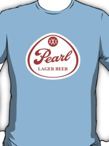 Pearl Lager Beer T-Shirt