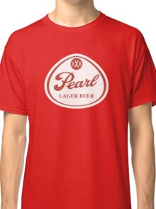Pearl Lager Beer Classic T-Shirt