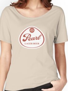 Pearl Lager Beer Women's Relaxed Fit T-Shirt