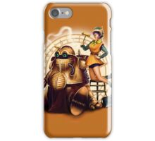 Lucca & Robo iPhone Case/Skin
