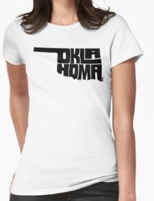Oklahoma Womens Fitted T-Shirt