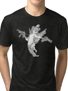 LOVE HURTS Tri-blend T-Shirt