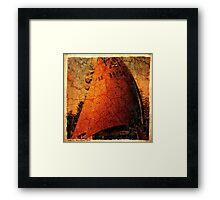 Swan Bells Tower Framed Print