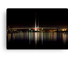 """""""Bolte Bridge"""" - Melbourne Canvas Print"""