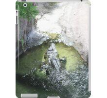 Don't Look Down iPad Case/Skin