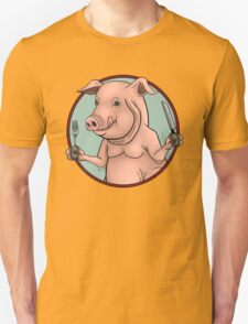 Hungry Pig Unisex T-Shirt