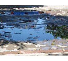 Oaxaca after the rain Photographic Print