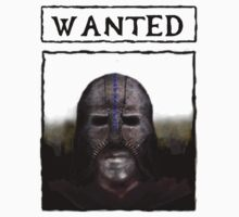 Wanted: The Gray Fox Kids Tee