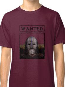 Wanted: The Gray Fox Classic T-Shirt