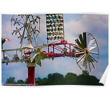 Crazy Wild Windmill #2 Poster