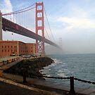 Golden Gate Bridge by RoySorenson