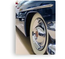 Classics in Reflection Canvas Print