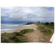 Angourie Surfers' Beach Poster